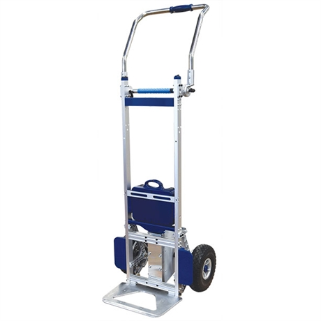 Powered stair climbling sack truck with brakes 170 and 200 kg