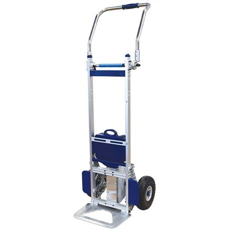Diable monte-escalier électrique avec frein 170 et 200 kg