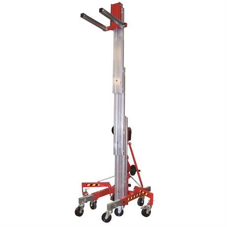 ME-R8000C - Elévateur positionneur manuel capacité 280 kg - hauteur élévation 8 m