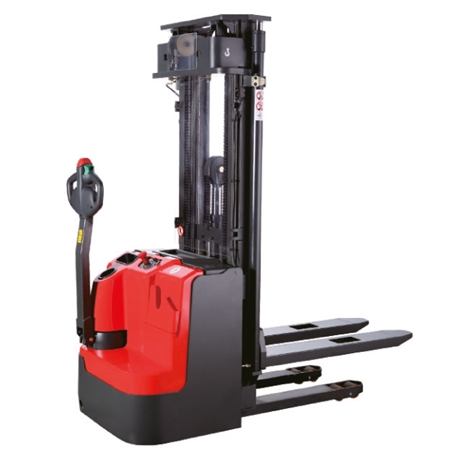 Electric stacker with initial lift 1200 kg