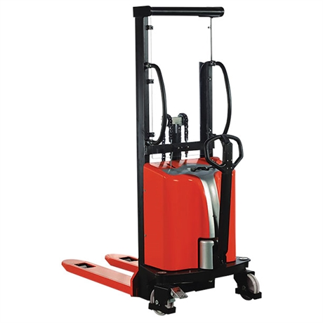 Semi electric stacker 1000 kg