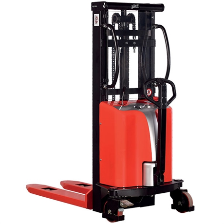 Semi-electric stacker 1500 kg