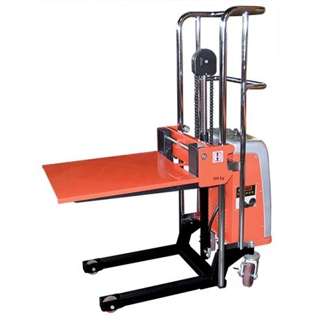 Gerbeur semi-électrique 400 kg