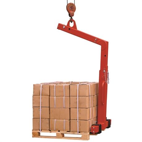 Lève-palette auto-équilibré 2000 et 3000 kg