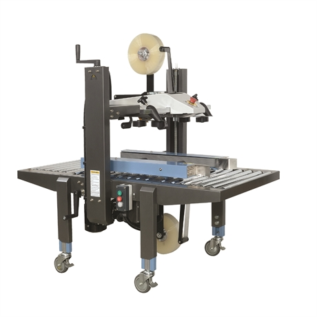 Premium side belt case sealing machine