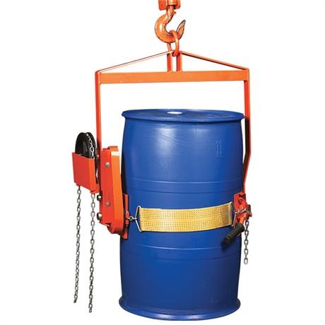 Manipulateur de fût à chaîne 360 kg