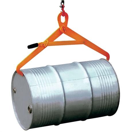 Pince pour manutention des fûts à l'horizontale 500 kg
