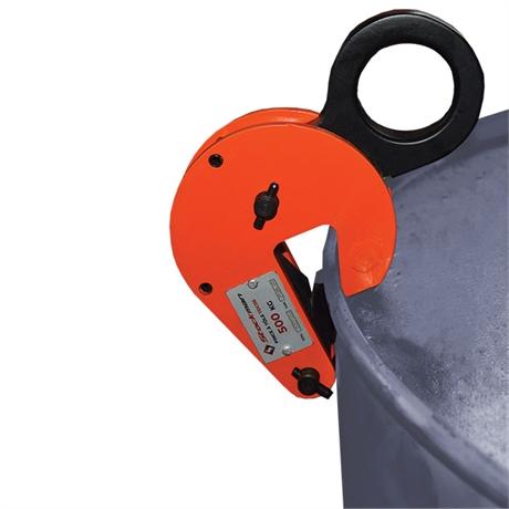 Pince pour manutention des fûts à la verticale 500 kg