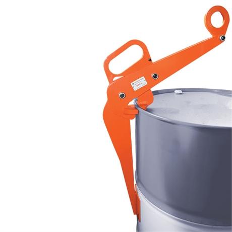 Pince pour manutention des fûts à la verticale 600 kg