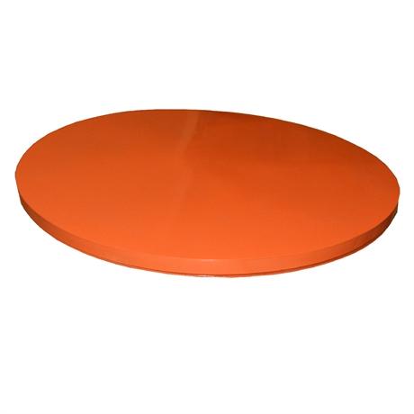Plateau rotatif plein pour table élévatrice gamme HW