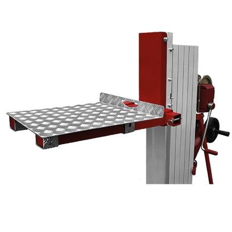 ME-R04/L - Plateforme Aluminium pour ME-R