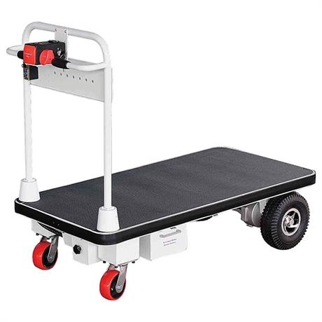 Plateforme motorisée 300 et 500 kg
