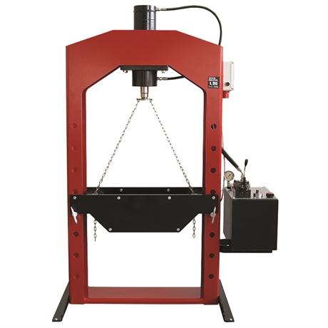 Presse hydraulique motorisée de précision 50 à 150 tonnes