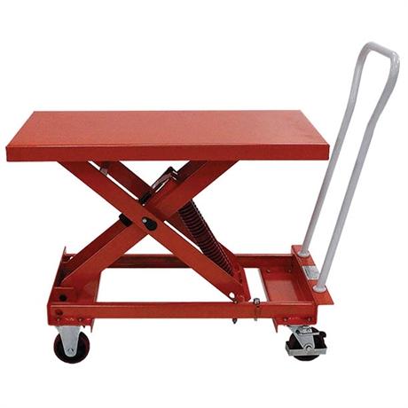 Table élévatrice à niveau constant 210 et 400 kg