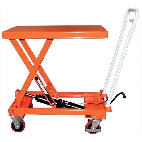 Table élévatrice manuelle premium 150 à 1000 kg