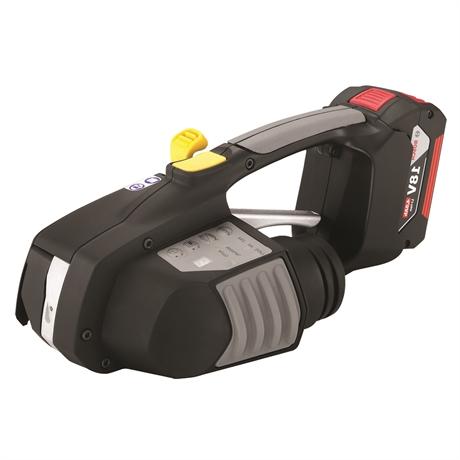 ZP90 - Tendeur à batterie cerclage feuillard plastique 9 à 13 mm