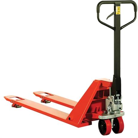 Transpalette manuel surbaissé 1000 et 2000 kg
