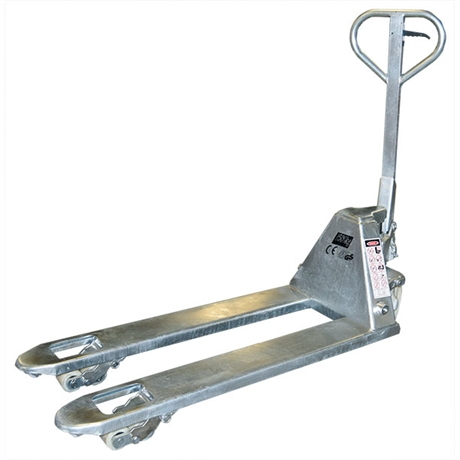 Transpalette manuel premium galvanisé 2500 kg