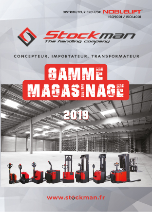 CATALOGUE GAMME MAGASINAGE 2019