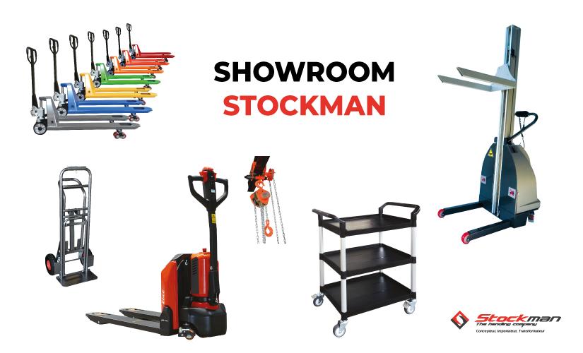 Découvrez le SHOWROOM STOCKMAN en vidéo