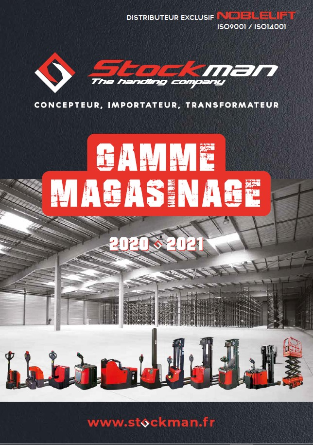 CATALOGUE GAMME MAGASINAGE 2020-2021