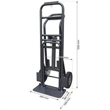 Diable / chariot acier 3 en 1 250 / 350 kg -