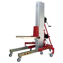 Elévateur positionneur manuel 200 à 400 kg -