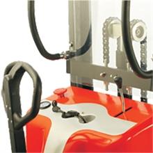 Gerbeur semi-électrique 1000 kg -