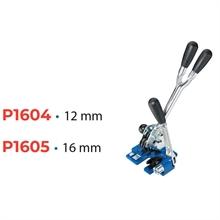 Tendeur-sertisseur-coupeur polypropylène 12 et 16 mm -