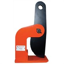 Pince grande stabilité à prise horizontale pour tôle plate 500 à 3000 kg -