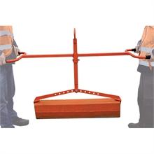 Porte bordure 200 kg -